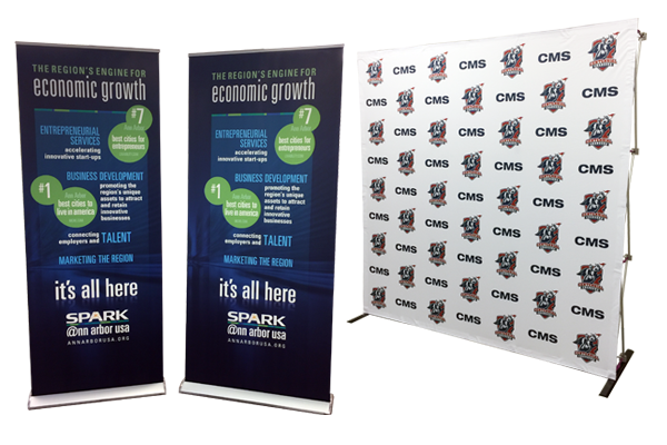 Banner Stands & Displays Category Image