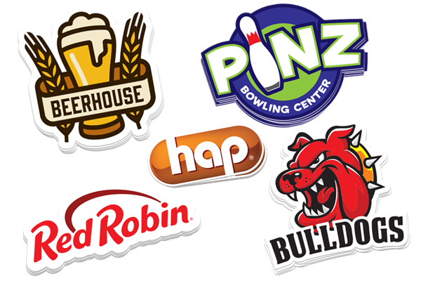 Custom Stickers Category Image