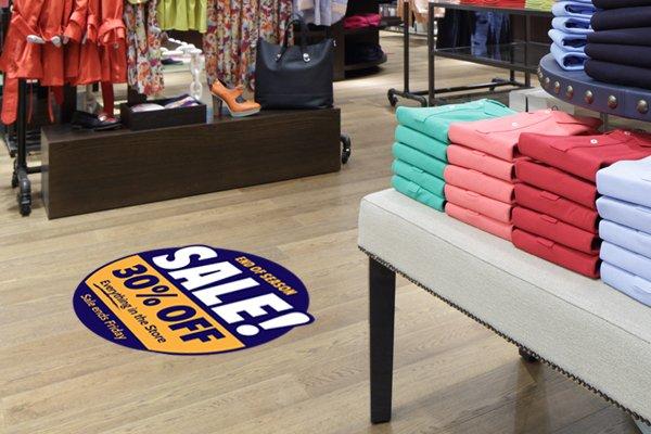 Floor Decal Image